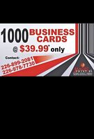 Printing, Business Cards, Flyers, Advertisement, Sign boards