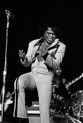 JAMES BROWN 8X10 GLOSSY PHOTO PICTURE IMAGE #2