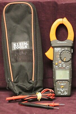 Klein Tools Cl450 Hvac Digital Clamp Meter