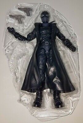 "Marvel Legends Amazing Spider-Man Lizard Wave 7 NOIR Loose 6"" Figure Hasbro"