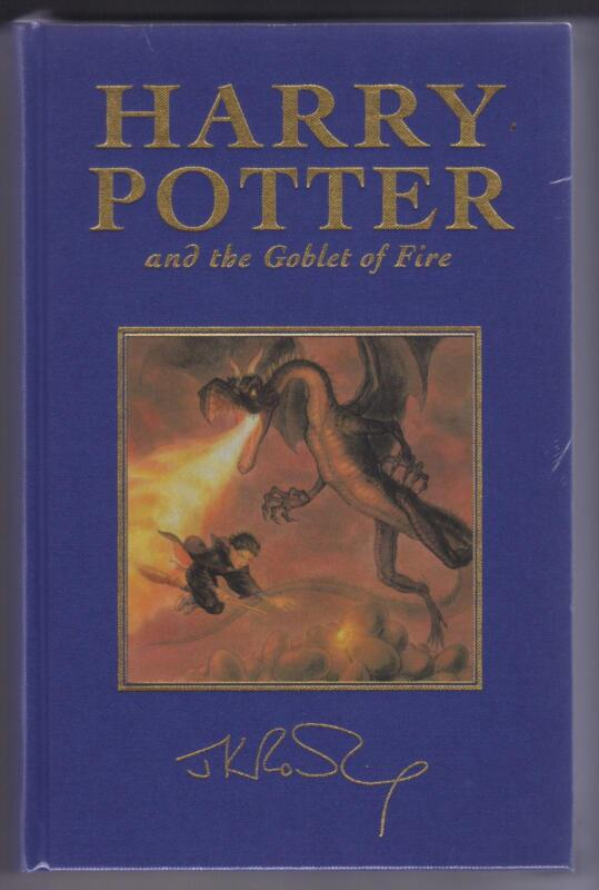 Harry Potter Book First Edition : Harry potter first edition ebay