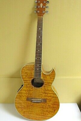 Ibanez AES10EAM Acoustic 6 String Mini-jumbo Body Guitar