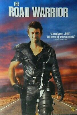 George Miller's MAD MAX 2 The ROAD WARRIOR (1981) Mel Gibson Bruce Spence