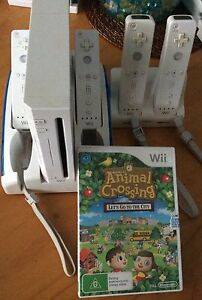Nintendo Wii Console Gamecube With Accessories Warradale Marion Area Preview
