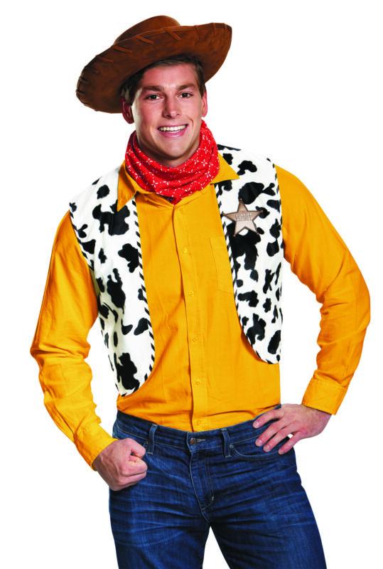 Woody Kit Adult Deluxe Exclusive Adult Men Costume Accessories