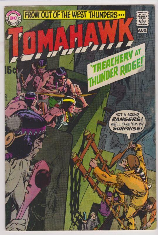 Tomahawk #129,  Very Fine Condition*