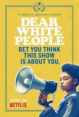 Netflix Dear White People Season 1 Complete Fyc 2017 Emmy Screener