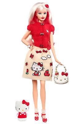 Купить Mattel - Barbie Hello Kitty Doll