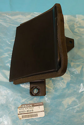 NEW NISSAN QASHQAI 2010 on LH RADIATOR AIR FLOW GUIDE 62823 BR31A deflector duct