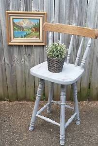 Country Style Stool - Chair Runcorn Brisbane South West Preview
