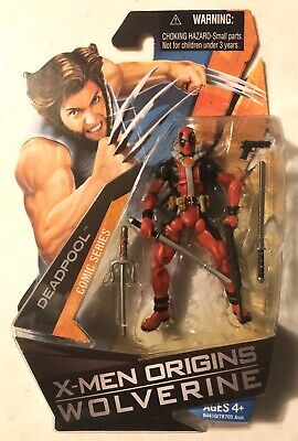 "DEADPOOL action figure - Marvel, Wolverine X-Men Origins (2009) 3.75"" New 💥🇺🇸"