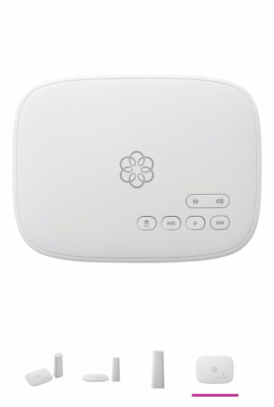 Ooma Phone Genie Alternative Home Phone Service with No Internet Connection...