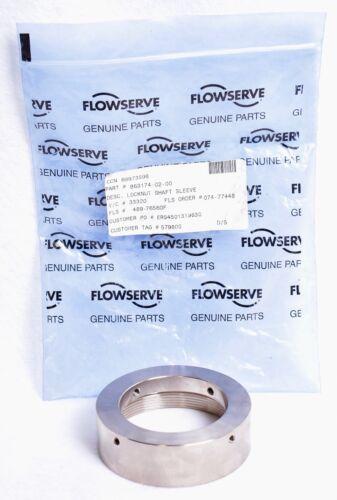 OEM Flowserve Gear Pump Shaft Sleeve Lock Nut  B63174-02-00