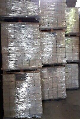 Hotblocks Seasonal offer wood briquettes, full pallet 1000kg. 50packs,1200 logs