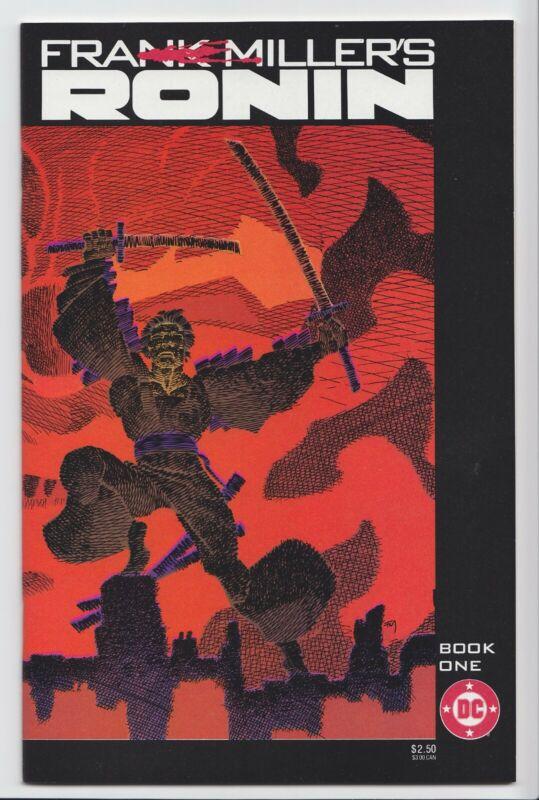 Ronin #1 DC Comics 1983 Frank Miller NM Unread Copy