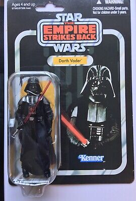 Hasbro Darth Vader Vc08 - Star Wars Vintage Collection Action Figure