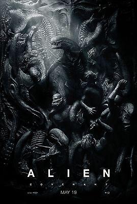 Alien Covenant Movie Poster  24X36    Michael Fassbender  James Franco V3