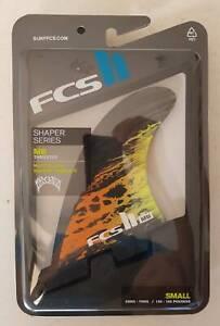 FCS II LOST SMALL SURFBOARD FINS Kiama Kiama Area Preview