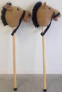 Stick hobby horse with sound (2 units) Bonython Tuggeranong Preview
