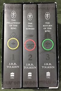 Lord of the Rings Trilogy Box Set