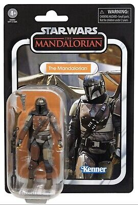Star Wars Vintage Collection - VC166 The Mandalorian - Case Fresh