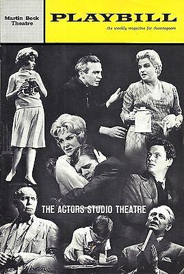 "Eugene O'Neill ""STRANGE INTERLUDE"" Geraldine Page / Richard Thomas 1963 Playbill"