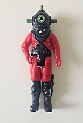 Vintage G.I. JOE Action Force RED SHADOWS MUTON Palitoy 1980's Figure