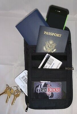 Best Passport Holder Wallet for identity theft protection RFID Blocking
