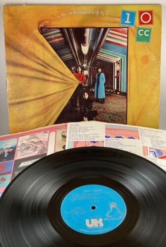 10CC - Sheet Music/VINYL LP/Fair,Fair/UK/Original Press - $0.99