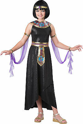 Child Egyptian Queen Enchanting Cleopatra Costume - Cleopatra Costume Kid