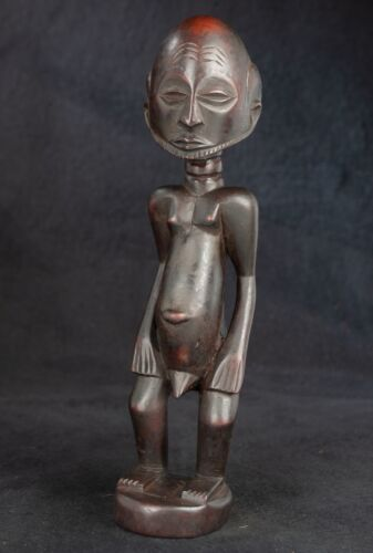 Songye Figure, Democratic Republic of Congo, Central African Tribal Arts