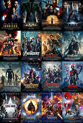 Marvel Mcu Digital Hd Codes Only   Iron Man   Captain America   Ant Man   Thor