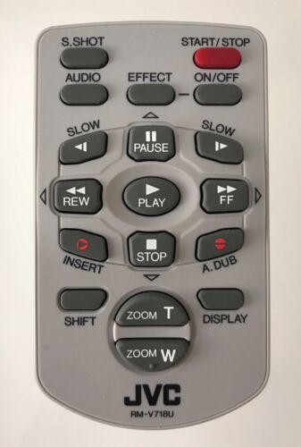 JVC RM-V718U Camcorder Remote Control - $9.99