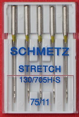 Schmetz Stretch Ball Point 75/11  stretch fabrics