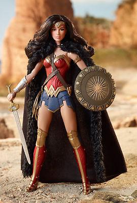 Barbie DC Comics Wonder Woman Doll Action Figure