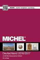 Catalogo Michel Germania 2016/2017 Nuovo, Danni Di Spedizione -  - ebay.it