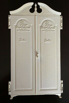 Vtg Susy Goose Barbie Wardrobe Armoire 1963 Plastic Barbie Accessory