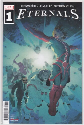 ETERNALS #1 (2021) Cover A NM 1st Print