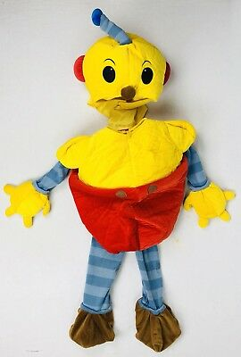 ROLIE POLIE OLIE COSTUME XXS 2/3 Disney Store HALLOWEEN Robot EXCELLENT RARE - Rolie Polie Olie Halloween