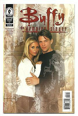 BUFFY THE VAMPIRE SLAYER # 31 (PHOTO COVER, MAR 2001), VFN