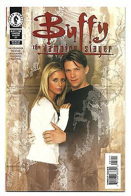BUFFY THE VAMPIRE SLAYER # 31 (PHOTO COVER, MAR 2001), VFN
