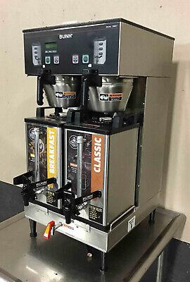 Bunn Dual Sh Dbc Commercial Coffee Brewer 2016 Model Server 33500 Maker Pickup