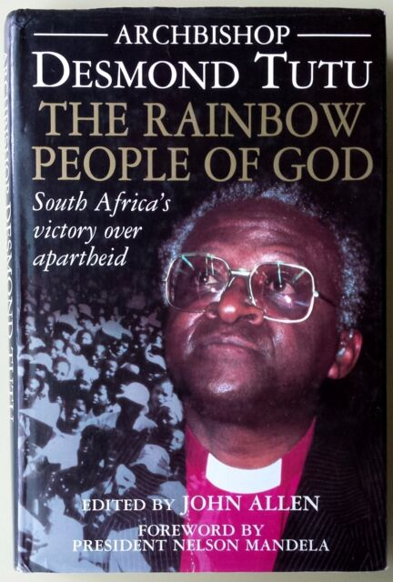 The Rainbow People of God Desmond Tutu FREE AUS POST very good cond HB dustcover