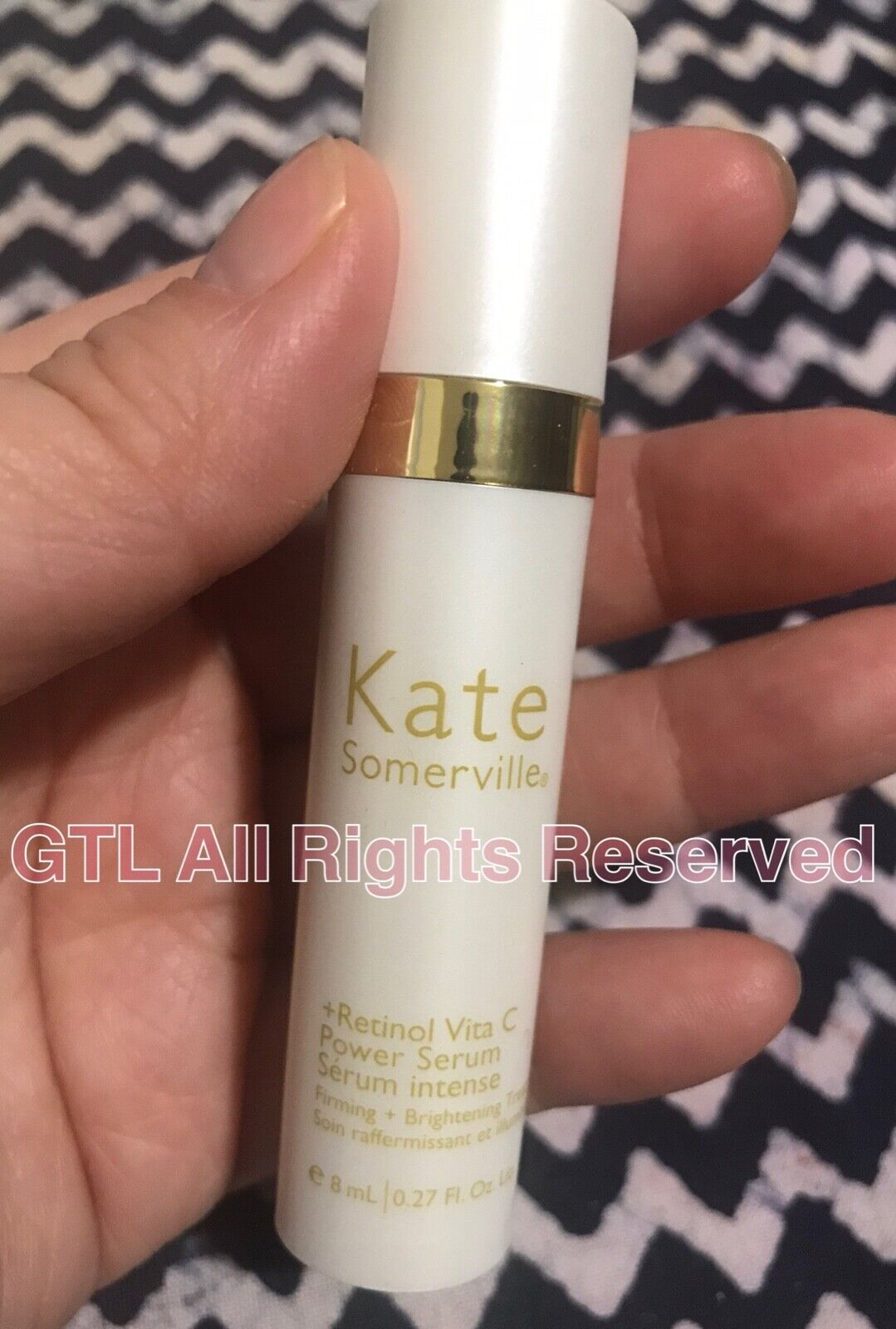 Kate Somerville +Retinol Vita C Power Serum 7.5ml deluxe Tra