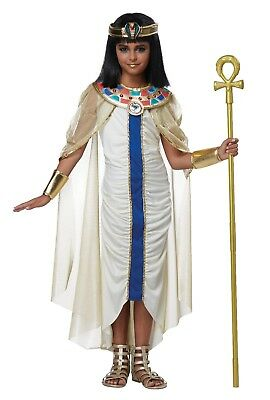Child Nile Princess Egyptian Cleopatra Costume  - Egyptian Kids Costumes