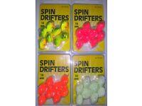 28 Spin Drifters Rig Floats Pompano Kingfish Flounder Walleye Crawler Harness