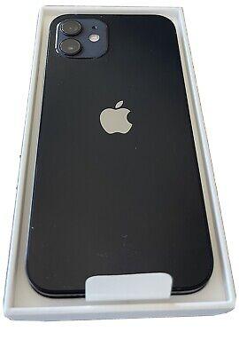 Iphone 12 Black 64gb Tmobile