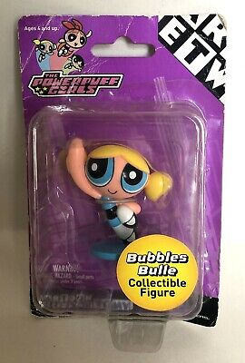 Used, Powerpuff Girls Bubbles Collectible figure retro toy 2001 Tomy Cartoon Network for sale  Shipping to South Africa