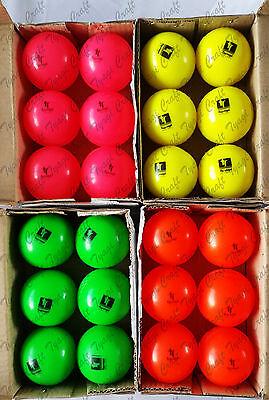 Cricket Wind Ball Draußen Drinnen Training Profi-Qualität Bälle
