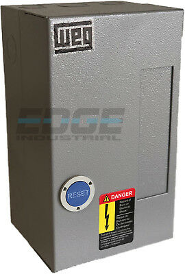 EATON A27CGF40B040 MAGNETIC MOTOR STARTER 10HP 3 PHASE 208-230 VOLT 40 AMP DEFINITE PURPOSE STARTER CONTROL